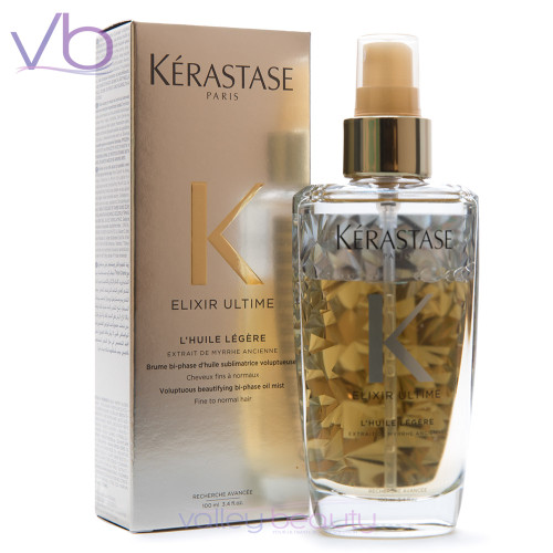 Kerastase Elixir Ultime L'Huile Legere | Volumizing Bi-Phase Oil Mist