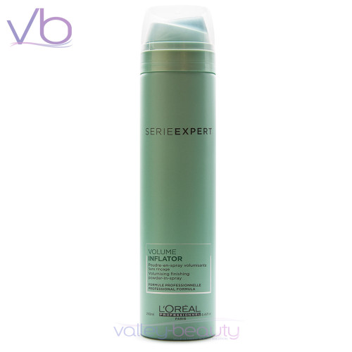 L'Oréal Serie Expert Volume Inflator  | Volumizing Finishing Powder-In Spray