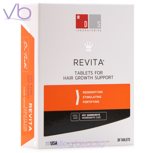 Ds Laboratories Revita Tablets | Hair Growth Support