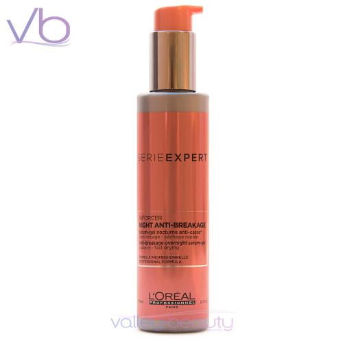 L'Oréal Serie Expert Inforcer Anti-Breakage Overnight Serum-Gel