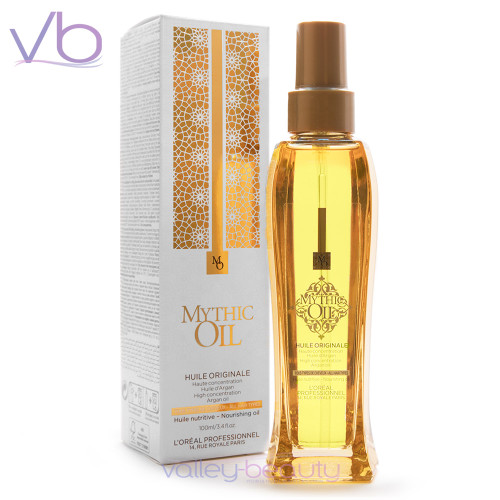 L'Oréal Mythic Oil Huile Originale | Highly Concentrated Argan Oil Treatment