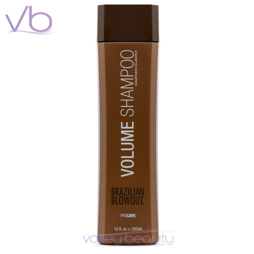 Brazilian Blowout Volume Shampoo   Sulfate-Free Thickening Cleanser