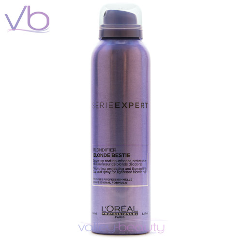 L'Oréal Serie Expert Blondifier Blonde Bestie | Top Coat Spray for Lightened Blond Hair