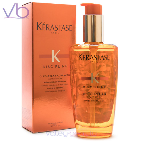 Kerastase Discipline Oleo-Relax Advanced Oil | For Frizzy and Unruly Hair