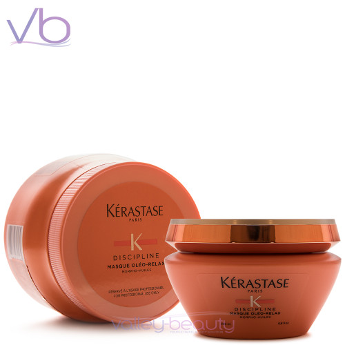 Kerastase Discipline Masque Oleo-Relax | Smoothing Treatment For Unruly Hair