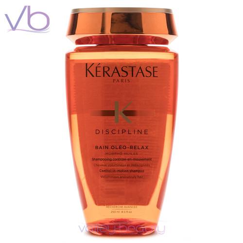 Kerastase Discipline Bain Oleo-Relax | Smoothing Shampoo For Unruly Hair