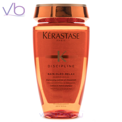 Kerastase Discipline Bain Oleo-Relax | Smoothing Shampoo For Unruly Hair
