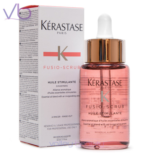 Kerastase Fusio Scrub Huile Stimulante | Stimulating Oil with Ginger