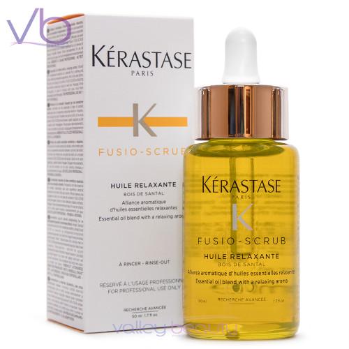 Kerastase Fusio Scrub Huile Relaxante | Relaxing Oil with Sandalwood