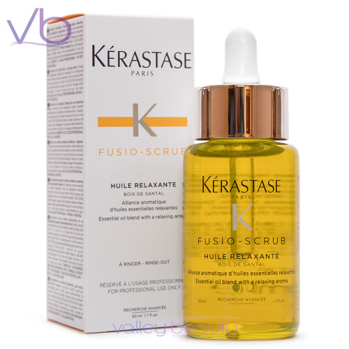 Kerastase Fusio Scrub Huile Relaxante | Relaxing Oil with Sandalwood