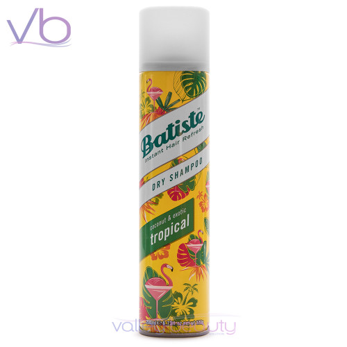 Batiste Tropical Dry Shampoo | Coconut & Exotic