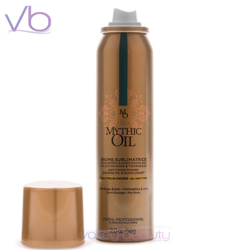 L'Oréal Mythic Oil Brume Sublimatrice | Dry Conditioner For All Hair Type