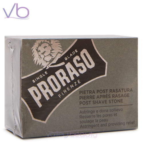 Proraso Single Blade Post Shave Stone | Natural Antiseptic