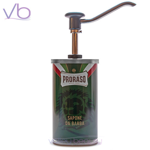 Proraso Professional  Shaving Cream Dispenser | Elegant and Classy