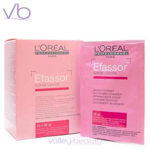 L'Oréal Professionnel Efassor Special Coloriste | Color  Remover Sachets