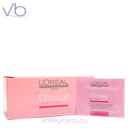 L'Oréal Professionnel Efassor Special Coloriste | Color & Make-up Cleansing Wipes