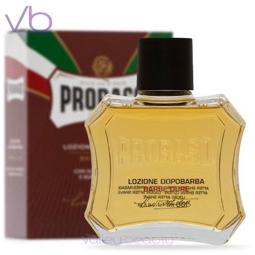 Proraso Balsamo Dopobarba Barbe Dure  | Aftershave with Sandalwood and Shea Butter