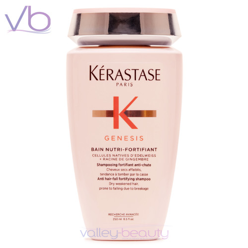 Kerastase Genesis Bain Nutri-Fortifiant | Anti Hair-Fall Fortifying Shampoo