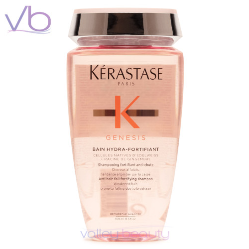 Kerastase Genesis Bain Hydra-Fortifiant | Anti Hair-Fall Shampoo For Oily Hair