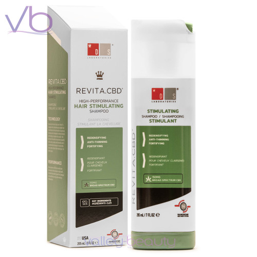 DS Laboratories Revita CBD | Hair Growth Stimulating Shampoo