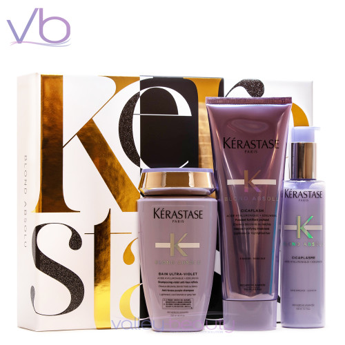 Kerastase Blond Absolu Coffret Gift Box Set