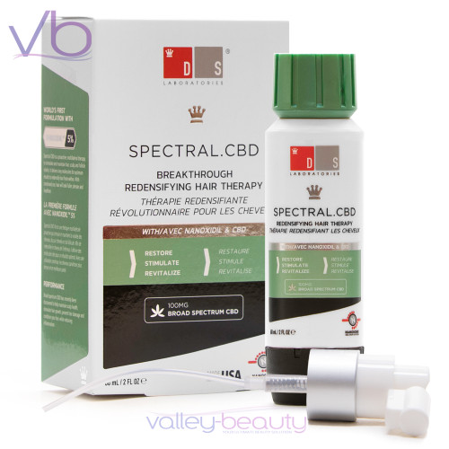 DS Laboratories Spectral CBD | Redensifying Hair Therapy