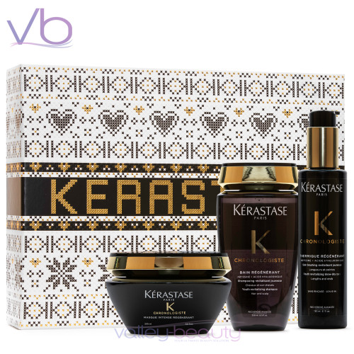 Kerastase Chronologiste Holiday Box Set | Ritual for Aging Hair