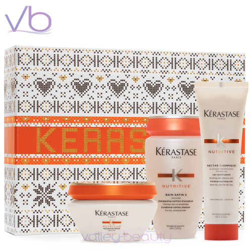 Kerastase Nutritive Holiday Box Set | Ritual for Dry and Sensitized Hair