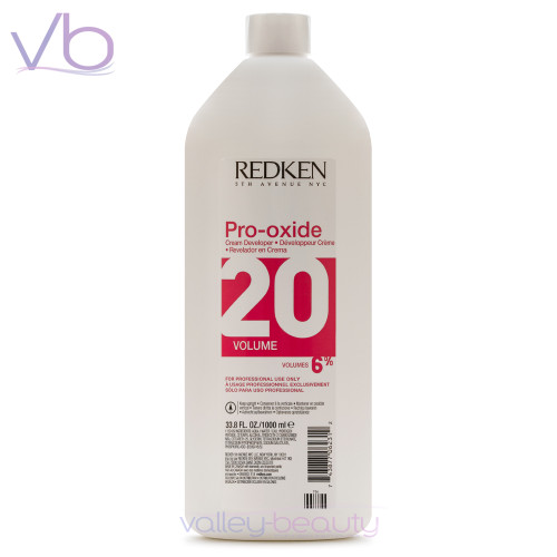 Redken Pro-Oxide Volume 20 | Cream Developer 6%
