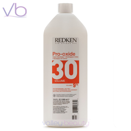 Redken Pro-Oxide Volume 30 | Cream Developer 9%