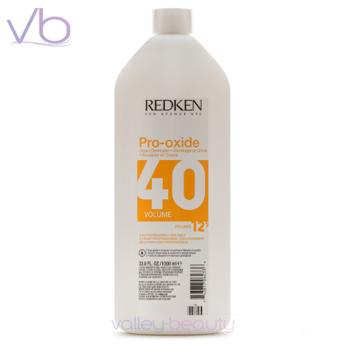 Redken Pro-Oxide Volume 40 | Cream Developer 12%