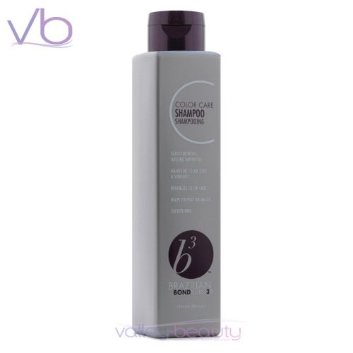 Brazilian B3 Color Care Shampoo | Gentle Cleanser for Color Treated Hair