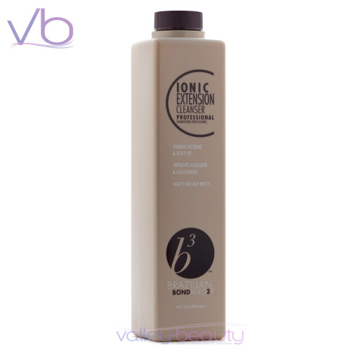 Brazilian B3 Bond Builder Ionic Extension Cleanser | Sulfate and Oxide-Free