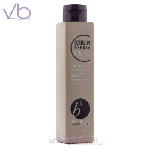 Brazilian B3 Bond Builder Extension Repair Shampoo | Home Care Sulfate-Free Cleanser