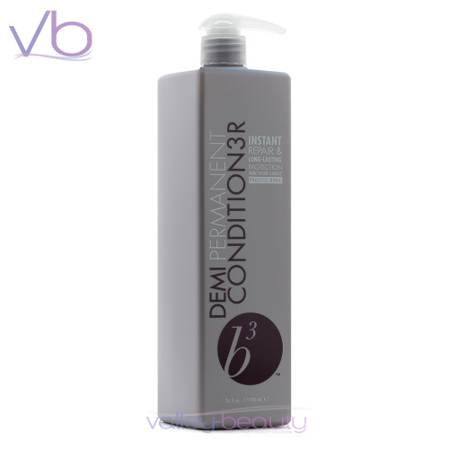 Brazilian B3 Demi Permanent Conditioner | Instant Repair for up to 12 Washes