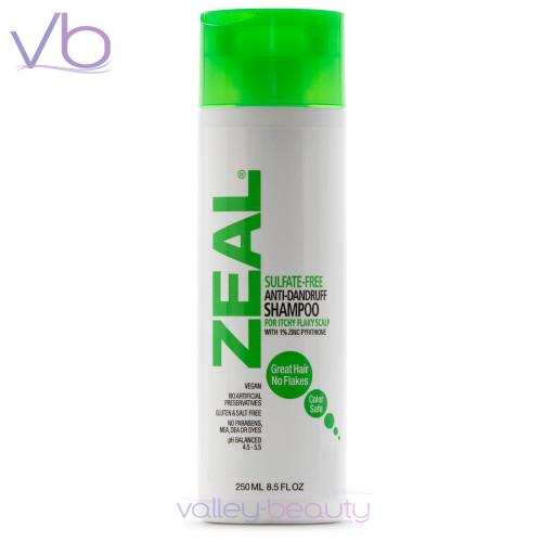 Dermorganic Zeal Anti-Dandruff Shampoo | Treats Seborrheic Dermatitis