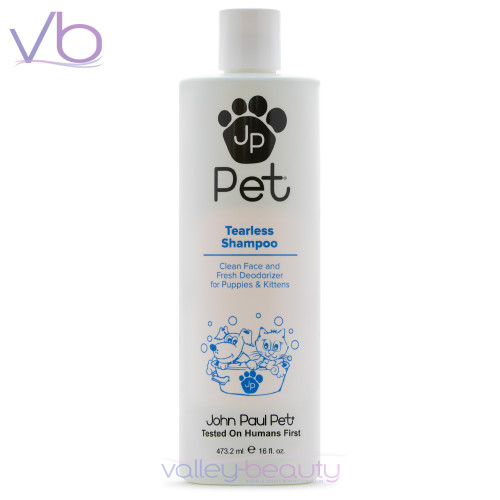 John Paul Pet Tearless Shampoo | For Puppies & Kittens