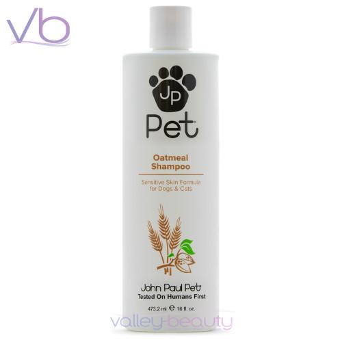 John Paul Pet Oatmeal Shampoo | Sensitive Skin Formula