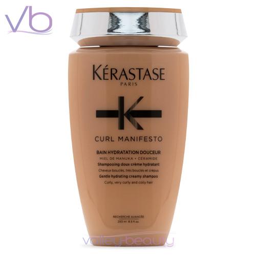 Kerastase Curl Manifesto Bain Hydratation Douceur | Creamy Shampoo for Curly Hair