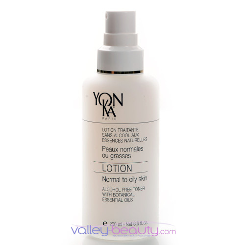 •Lotion with essential oils •Energizing lotion with 5 essential oils •Normal to oily skin •Tone - balance