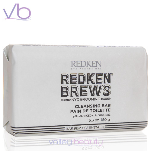 Redken Brews for Men pH-balanced Soap Bar