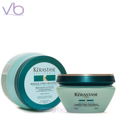 Kerastase Masque Force Architecte | For brittle and very damaged hair
