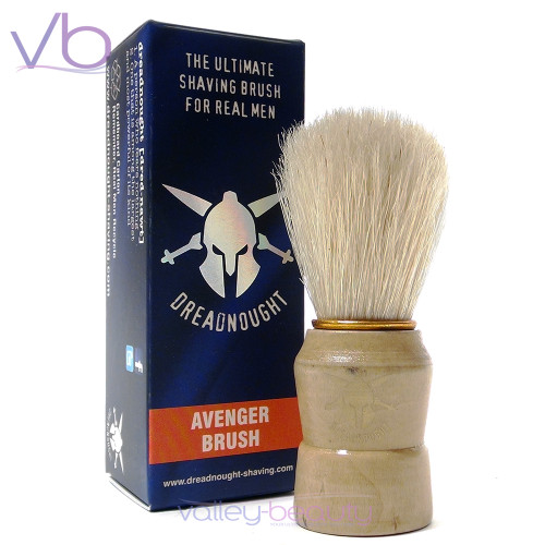 Dreadnought Avenger Boar Bristle Shaving Brush