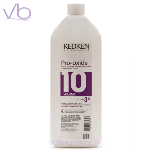 Redken Pro-Oxide Volume 10 | Cream Developer 3%