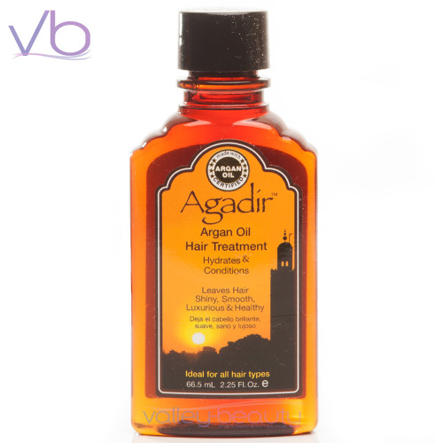 100% Pure Argan Oil Treatment