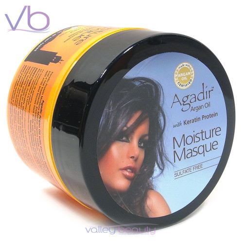 Sulfate FREE Moisture Mask With Keratin Protein