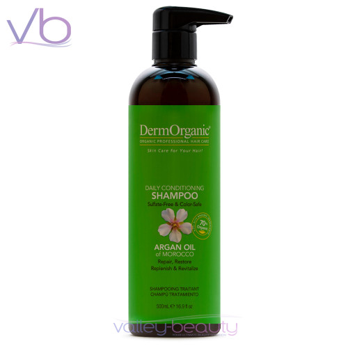 Dermorganic Daily Conditioning Shampoo | Replenishes & Revitalizes