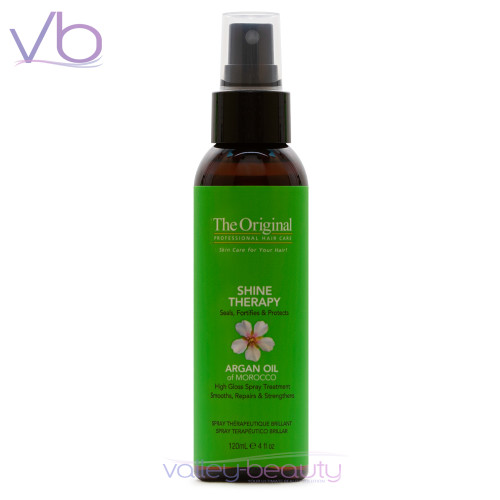 Dermorganic Leave-in Shine Therapy | With Certified Organic Argan Oil