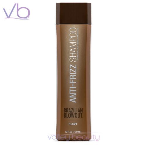 Brazilian Blowout Anti-Frizz Shampoo | Sulfate free Anti-Frizz Cleanser