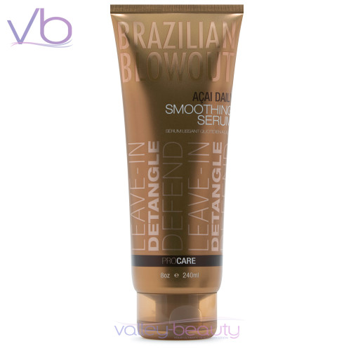 Brazilian Blowout Acai Daily Smoothing Serum | Leave-in Treatment